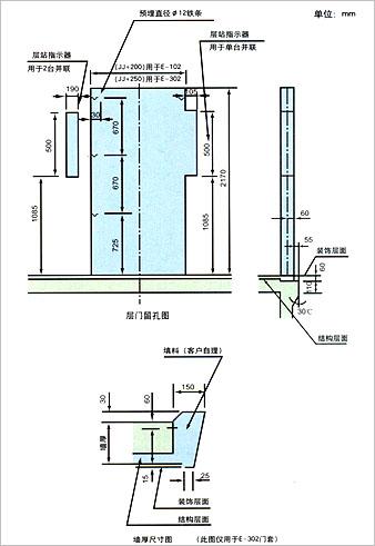 电梯光幕内部电路图